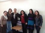 מפגש עם יועצות בירושלים