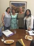 מפגש יועצות בחיפה
