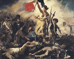 סמל המהפכה הצרפתית - דמות אישה בשם מריאן