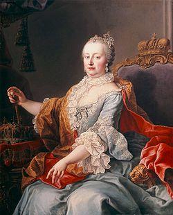 הארכידוכסית מריה תרזה